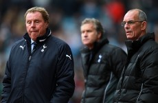 Jordan, Bond follow Harry Redknapp out of White Hart Lane
