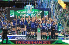Heineken Cup pool draw: as it happened