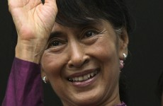 Aung San Suu Kyi in Ireland: Full details of public event