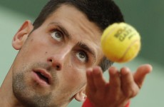 French Open wrap: Sharapova, Djokovic ease through