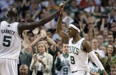 Now we've got a series! Celtics win to cut Heat lead