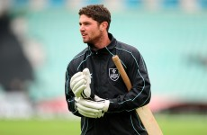 Shock as rising English cricket star Maynard dead at 23