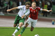 Match report: Ireland stumble towards Poland with draw against Hungary