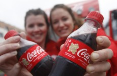 So it turns out that there's alcohol in Coca-Cola…