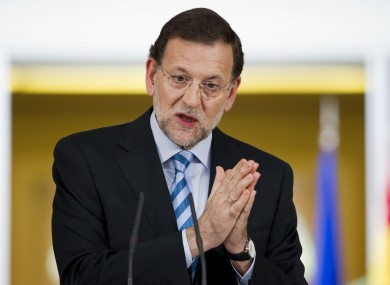Spanish premier Mariano Rajoy: Spain had wanted its €100bn banking bailout to be given directly to banks, rather than through the government.