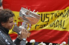 Nadal claims magnificent seventh French Open win