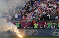Croatia fined €80,000 by UEFA for racist abuse