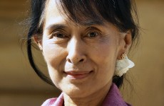 Aung San Suu Kyi warns Ireland over trade with China
