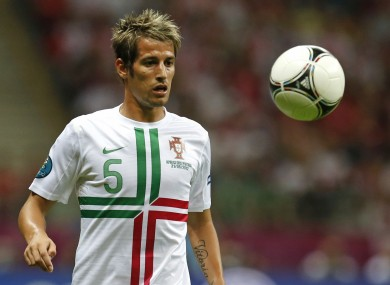 Coentrao has been one of Portugal's top performers.