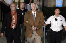 Former US football coach convicted of 45 counts of sexual abuse