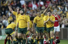 Whitewash: Wales suffer another late defeat in Australia