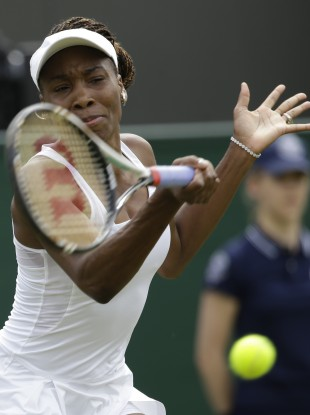 Venus Williams: poor preparation.