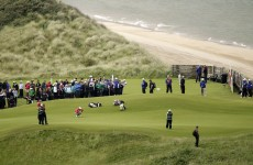 Irish Open: Singh takes early lead as Harrington in the hunt
