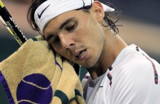 No tragedy as Nadal writes off giantkiller Rosol