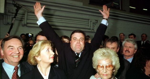 Anniversary of Brian Lenihan's death: A political career in pictures