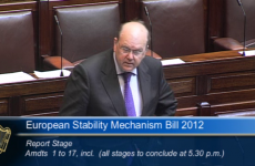 Brussels made 17 errors translating the ESM Treaty into Irish