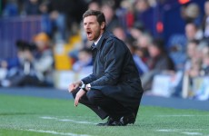 Spurs confirm Villas-Boas as new boss