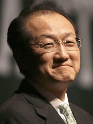 Dr. Jim Kim, the new head of the World Bank