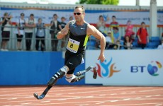 Debate: Does 'Blade Runner' Oscar Pistorius have an advantage?