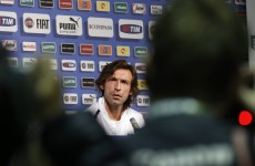 Bayern Munich deny shock Pirlo swoop talk