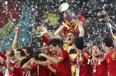 Night of history: behind the scenes on Spain's moment of crowning glory