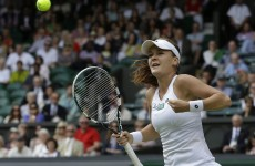 Radwanska reaches first Wimbledon final