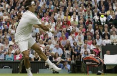 Federer stuns Djokovic to make eighth Wimbledon final