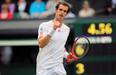 Great Scot: Murray books place in Wimbledon final