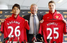 Ferguson hints at more Old Trafford arrivals