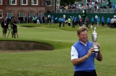 In the swing: route back to the top anything but Easy for Ernie Els