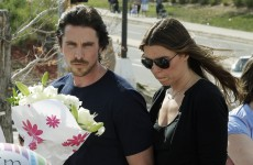 VIDEO: Batman star Christian Bale pays tribute to Aurora victims
