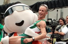 London 2012: Introducing… Rob Heffernan