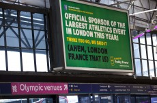 UPDATED: Olympic organisers back down in Paddy Power poster row