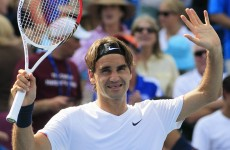 Federer beats Djokovic in straight sets to re-assert his dominance
