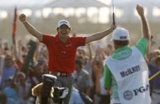 As it happened: PGA Championship, day four