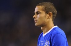 Everton accept Manchester City bid for Jack Rodwell