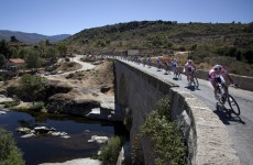 Vuelta á Espana: Cummings finishes fastest in Ferrol