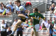 Curtain raiser: Dublin see off Kerry in minor semi