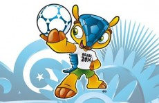 Meet the World Cup 2014 mascot, an 'environmentally important' armadillo