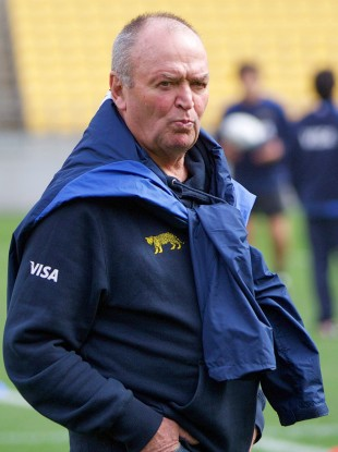 World Cup winning coach graham Henry will be in the away dressing room in Wellington.