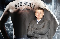 The Hitman returns: Hatton announces comeback fight