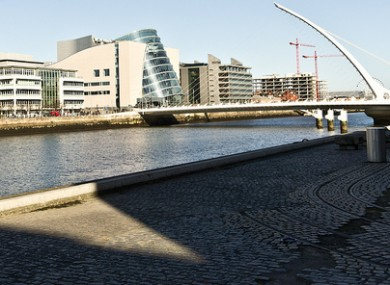 The company's new office was opened today on Sir John Rogerson's quay