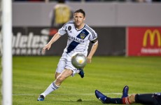 VIDEO: Robbie Keane scores twice as LA Galaxy seal play-off spot