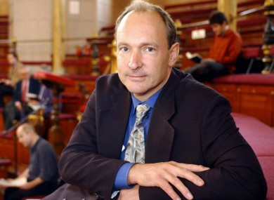Tim Berners-Lee created the world wide web in 1991 as a way for physicists worldwide to share their work.