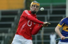 Cork hurler Sweetnam to sign professional terms in Munster