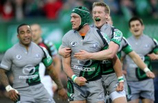 Pro12: Connacht expect international quartet to feature against Treviso