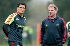 Inside track: Mannix has Munster geared for ultimate physical and mental test