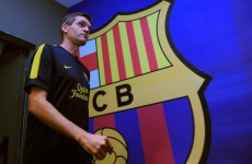 'Barca's titles are Begiristain's titles': Vilanova praises City capture
