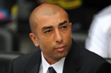 Di Matteo focused on victory, not on AVB and not on scandals