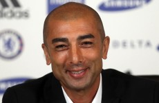 Di Matteo fearful of Cole, Lampard departures